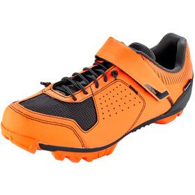 Cube MTB Peak Shoes orange